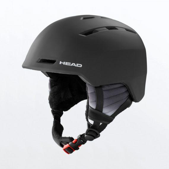 Head Vico skihelm zwart