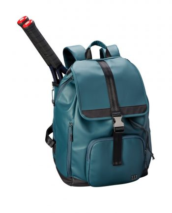 WILSON DAMES FOLD OVER BACKPACK groen