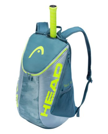 HEAD TOUR TEAM BACKPACK Grijs Neon Geel
