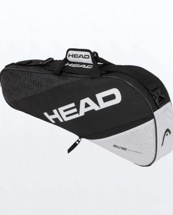 HEAD ELITE 3R COMBI Zwart Wit
