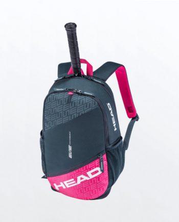HEAD ELITE RUGZAK Anthracite/Pink