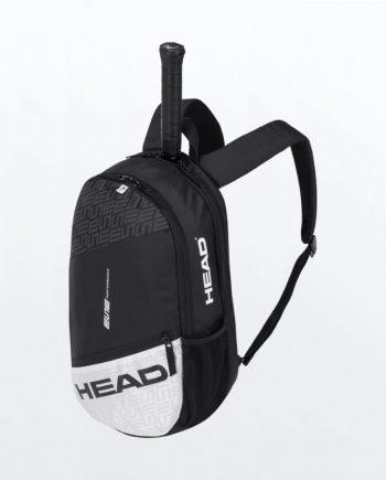 HEAD ELITE RUGZAK Zwart Wit