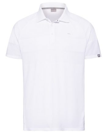 HEAD PERF POLO SHIRT Wit heren
