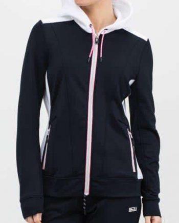 SJENG Udelle lady hooded jacket