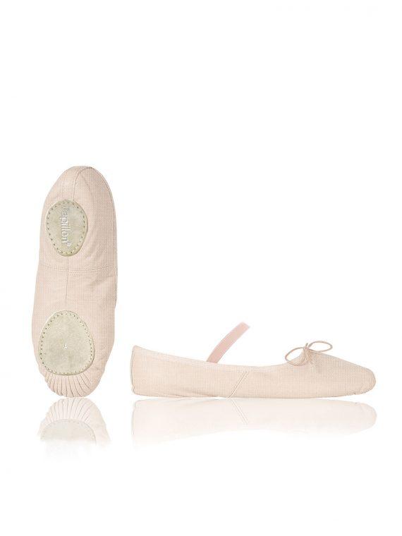 Papillon PA1012 roze balletschoen
