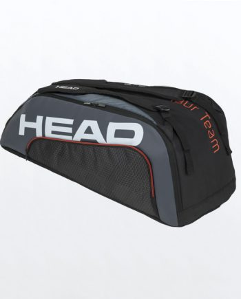 HEAD TOUR TEAM 9R SUPERCOMBI Zwart Grijs
