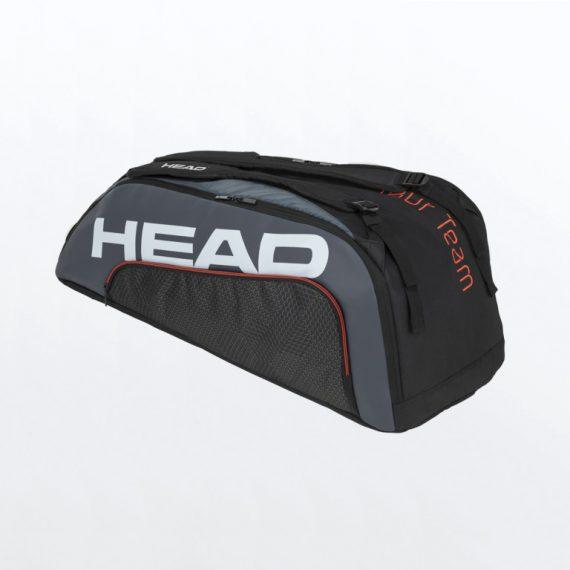 HEAD TOUR TEAM 9R SUPERCOMBI Zwart Grijs