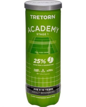 TRETORN ACADEMY STAGE 1 Groen (3-balls)