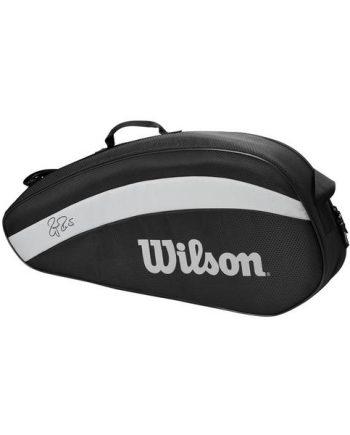 WILSON FED TEAM 3 Zwart