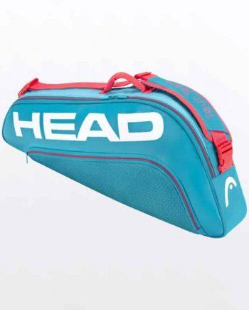 Head Tour Team 3 blauw roze