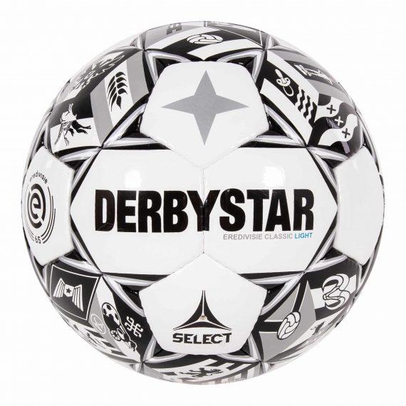 DERBYSTAR Eredivisie Design Classic Light 21/22 Voetbal
